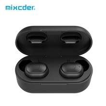 Mixcder T1 Wireless Bluetooth Earphones With CVC 8.0 Call Noise dual Mic HD Stereo Bluetooth 5.0 Hea