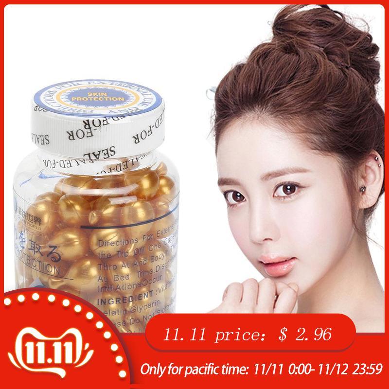 90Pcs Vitamin E Face Cream Extract Anti Wrinkle Whitening Aging Moisturizing Essence Remove Care