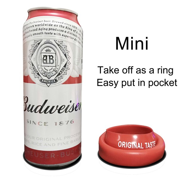 Funda oculta para cerveza o cerveza, funda con mangas, funda para botella de cerveza de Cola, soporte para botella, bolsa térmica para Camping, viajes, senderismo