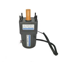 Hot sale YN70-20 VTV single phase gear motor 20W 220V mask machine using vtv motor 220v 20w ac gear motor yn70 20 10mm shaft single phase 3 wires ac geared electric motor