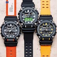 NEUE Marke Business Männer der GA900 multi-funktion Dual Display Uhren Sport Männlichen LED Wasserdichte Armbanduhren Alle Funktionen Arbeiten