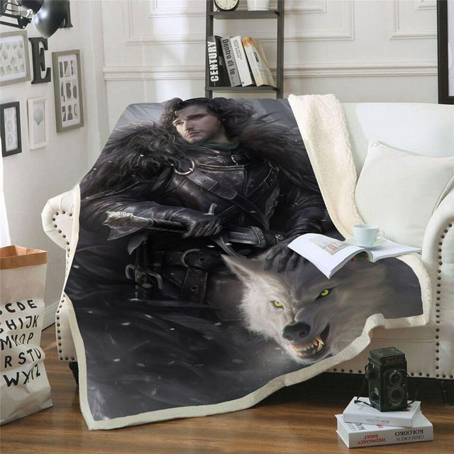 Game of Thrones Blanket  4