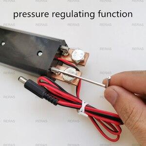 Image 2 - Bricolage Machine de soudage par points soudage 18650 batterie portable stylo de soudage par points 25 stylo de soudage carré avec fonction de régulation