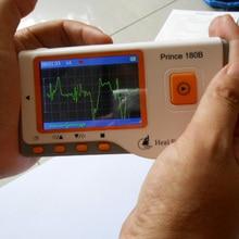 Heal Force Prince 180B портативный бытовой ЭКГ монитор сердца цветной экран CE& FDA УТВЕРЖДЕН
