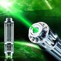 Hohe Leistung Grünen Laser Pointer Stift 5mW 2in1 stern Leistungsstarke lazer Pointer Brennen Strahl rote Laser Punkt Spielzeug