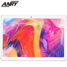 ANRY Tablet 10 inç IPS 1920*1200 Deca çekirdek çift Sim Android 8.1 8000mAh MTK6797T X25 telefon görüşmesi 4G Tablet Pc