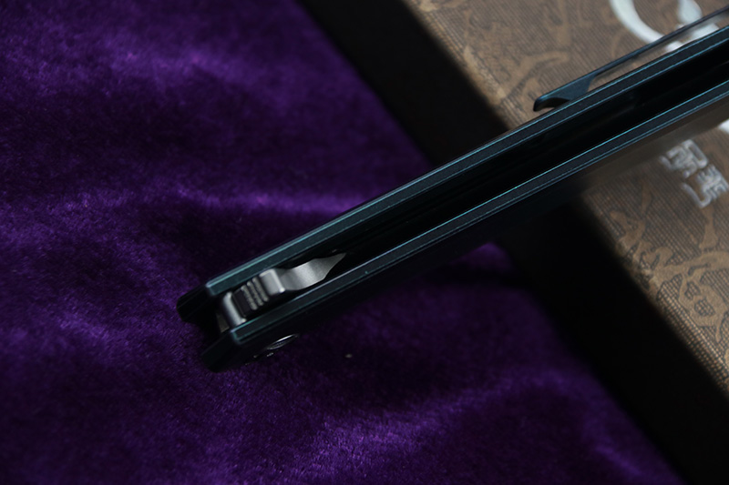 CH NUOVO CH3507 Coltello pieghevole Flipper M390 Cuscinetti a sfera - Utensili manuali - Fotografia 5