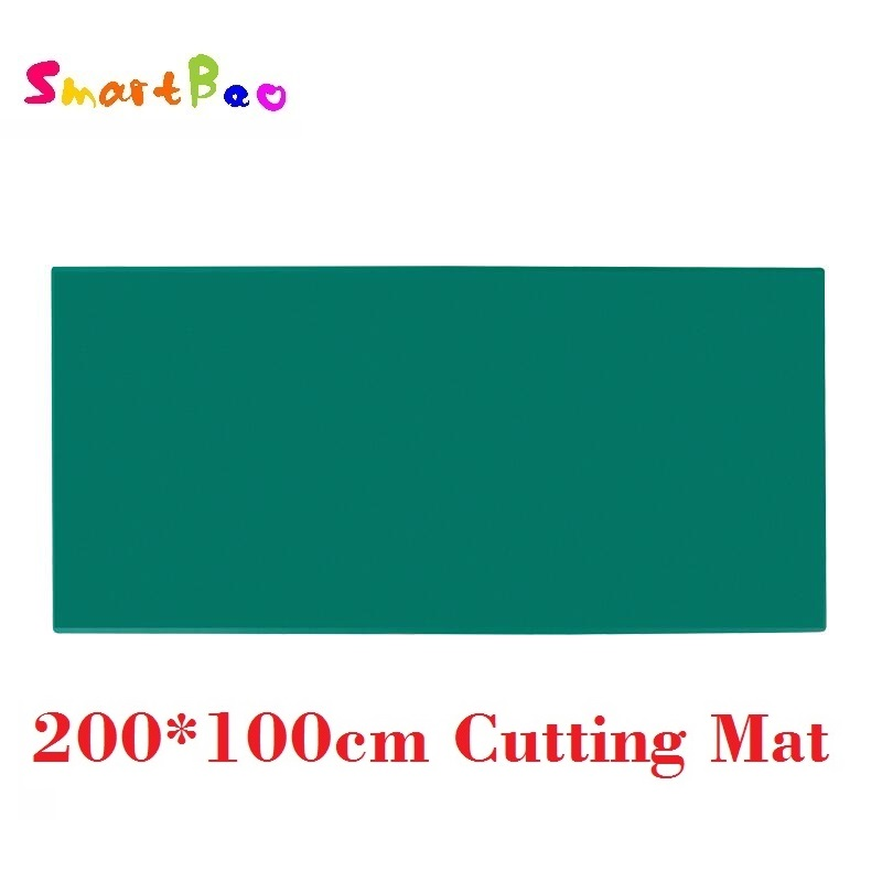 1M*2M Blank Cutting Mats  Super Large Cutting Plate Design Engraving Model Plate ,  No line, No number; Thick 0.3cm