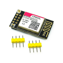 SIM800L GSM GPRS Modulo Bordo di Centro di Carta di MicroSIM Quad band Porta Seriale TTL per ESP8266 ESP32