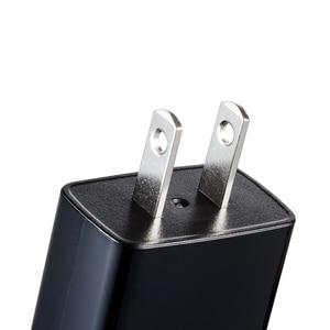 Image 2 - 5V1A 미국 플러스 여행 충전기 전원 어댑터 아이폰에 대한 UL 인증 USB 충전기 삼성 Xiomi 전화 에너지 효율적인 충전 헤드