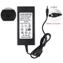 19V3A 5.5*2.5mm adaptateur secteur pour JBL Xtreme chargeur de batterie de musique (pas de cordon dalimentation)