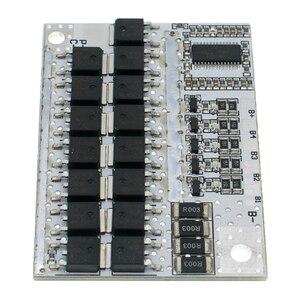 Image 5 - 18v 21v 100A 5s bmsリチウムイオンlmo LiFePO4 三リチウム電池保護回路ボードリチウムポリマーバランス充電ボードモジュール
