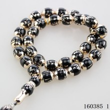 12mm 33 Islamic muslim Prayer Beads Misbaha Tasbeeh SibhaIslamic tassel pendant Tasbih Allah Mohammed Rosary for women men
