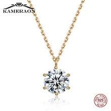 Kameraon 2020 Новый Стерлингового Серебра 925 Ожерелья Для Женщин