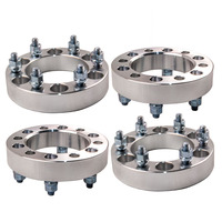 Wheel Spacer Spacers 6 Studs 6x5.5 inch / 6x139.7mm PCD 35mm 6x139.7 M12x1.5 Wheel Spacers for Toyota Hilux Pajero Triton Ranger|Wheel Hubs & Bearings|   -