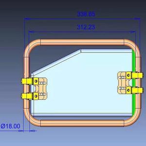 Image 5 - Водонепроницаемый ящик для инструментов для BMW R1200GS R 1200 GS LC ADV 2014 2020 F750GS F850GS R1250GSA TRK502, декоративный левый боковой ящик, 5 литров