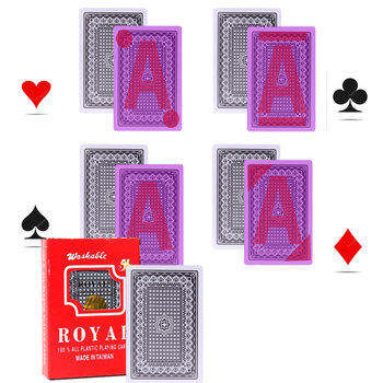 цена на Royal perspective poker card for infrared contact lenses anti poker cheat Magic Card anti casino cheat Perspective Glasses