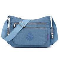 sac a main femme roomy waterproof hand bags women's designer luxury 2019 high quality nylon shoulder crossbody bags female purse