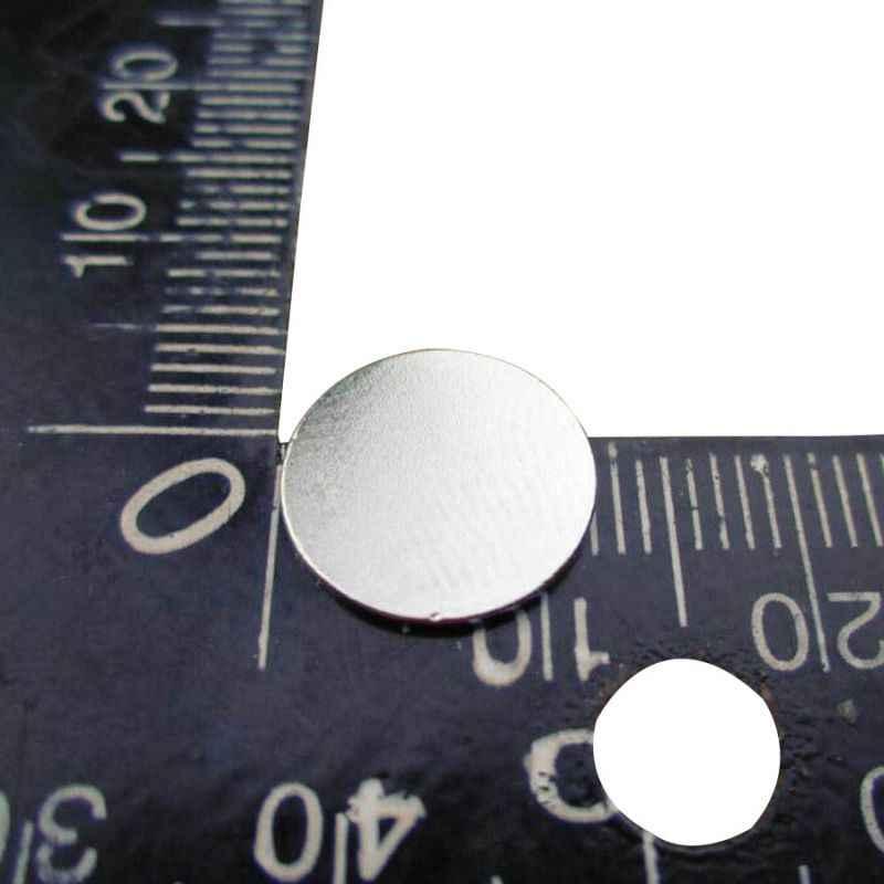 10pcs 12x1mm N50 מיני סופר חזק נדיר Earth מקרר מגנט קבוע קטן עגול Neodymium מגנט