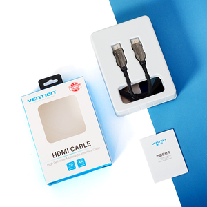 Image 5 - Vention HDMI 2.1 כבל 8K @ 60Hz גבוהה מהירות 48Gbps HDMI כבל עבור Apple טלוויזיה PS4 בחדות גבוהה מולטימדיה ממשק כבל HDMI