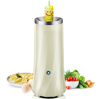 Automatic Eggs Roll Maker mini electric Egg Boiler cup omelette breakfast machine cooking tools Eggmaster Sausage Burrito Egg Boilers     -