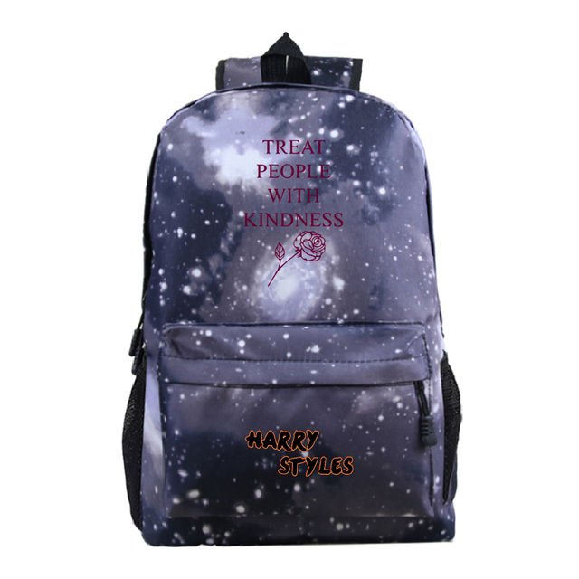 HARRY STYLES THEMED BACKPACK (24 VARIAN)