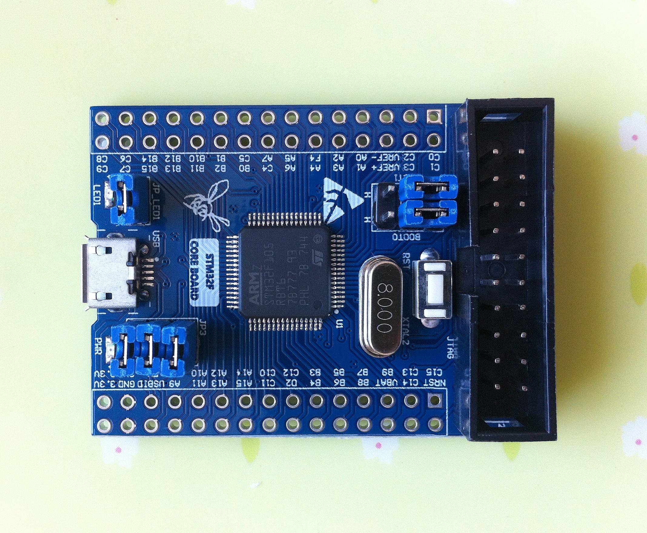 STM32F105RBT6 Core Board Minimum System Development Board Mini Board STM32F105 Core Board