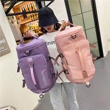 Travel Female Bags Kit Double Shoulder Women