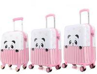 Kinder Gepäck koffer Reise Roll Koffer Kinder cartoon Koffer Spinner koffer für kinder Reise Trolley Taschen räder