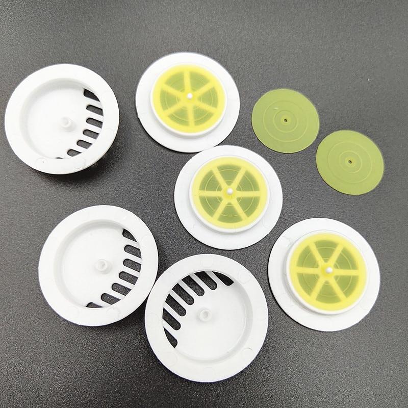 2020 Silicone Safety BreathingValve Breathing Sheet Sponge Mask Breathing KN95 Mask Breathing Tap Accessories