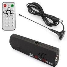 FM HDTV TV Tuner Receiver Stick RTL2832U+USB2.0 Digital DVB-
