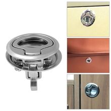 S Marine Boat Stainless Steel 2 Flush Pull Hatch Latch For RV Caravan
