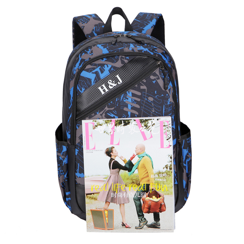 New Style Backpack Hiking Backpack Outdoor Travel Sports Bag Computer Schoolbag