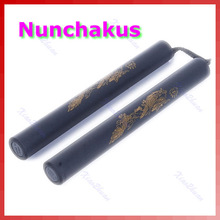 Weapon Nunchucks Padded Foam Dragon Padded Training Nunchuck Martial Arts Toy