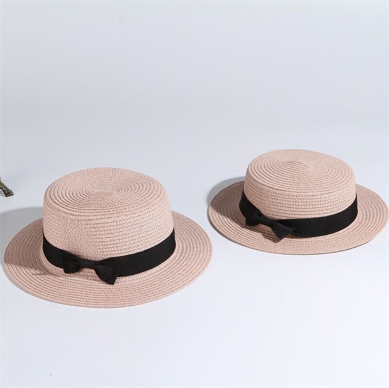 Simple Summer Casual Beach Hat Female 11