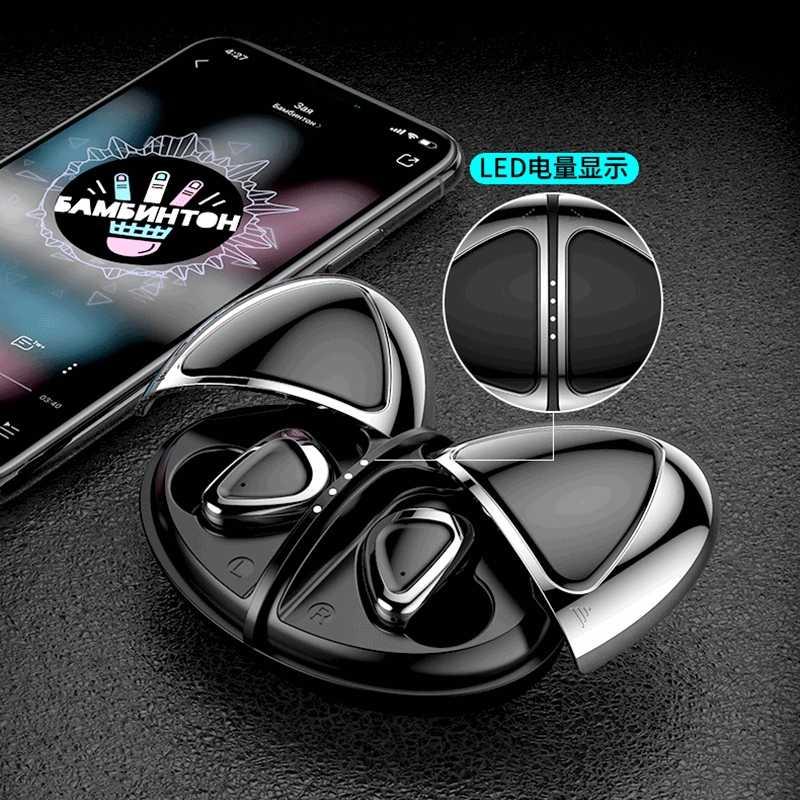 2019 ipx7 wodoodporny M2 TWS słuchawki 6D słuchawki sport bezprzewodowy zestaw głośnomówiący bluetooth słuchawki biedronka słuchawki sterowanie dotykowe