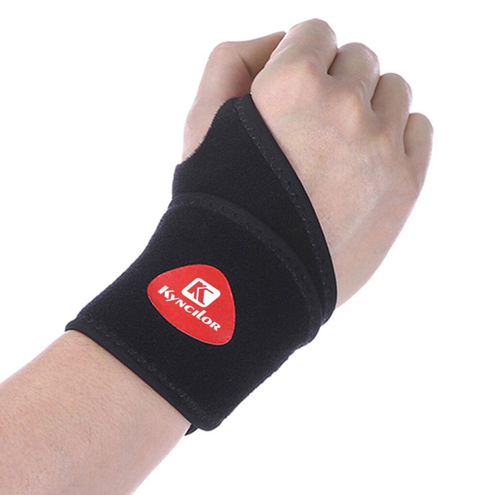 Elastic Bandage Wrist Support Thumb Hand Brace Finger Splint