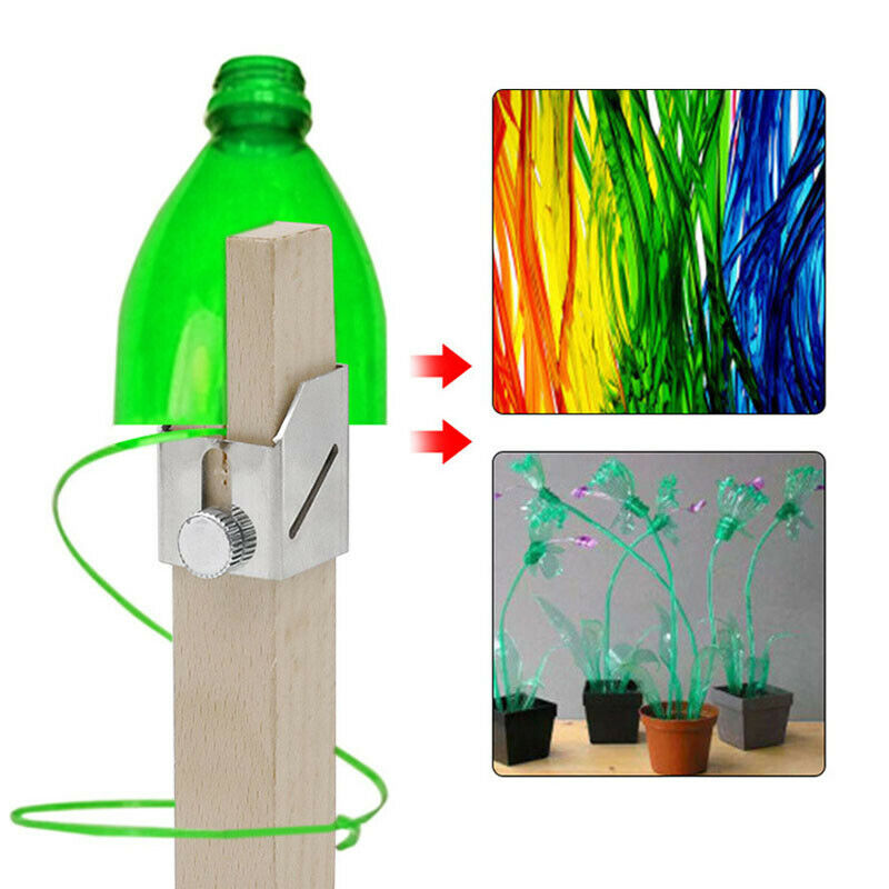 Newest Universal Plastic Bottle Cutter Household DIY Craft Bottles Rope Cutter Tools Plastic Bottle Rope Cutter