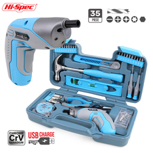 Hi-Spec NEW 4V USB Charge Electrical Screwdriver Hand Tool S