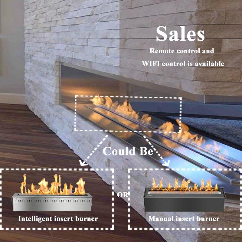 48 Inch Ethanol Burner Bioethanol For Fireplaces