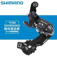 Montanha Desviador Traseiro SHIMANO Oi Mano 6 24 7 8 18 21 Universal Da Engrenagem de Transmissão Velocidade TY300|  -
