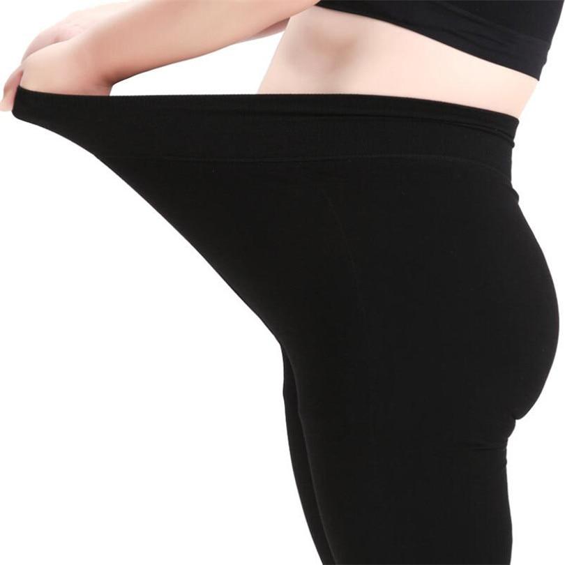 CUHAKCI Winter Leggings Women Black Pant Velvet Leggings Large Keep Thick Warm Trousers High Waist Pants Sexy Plus Size Legging