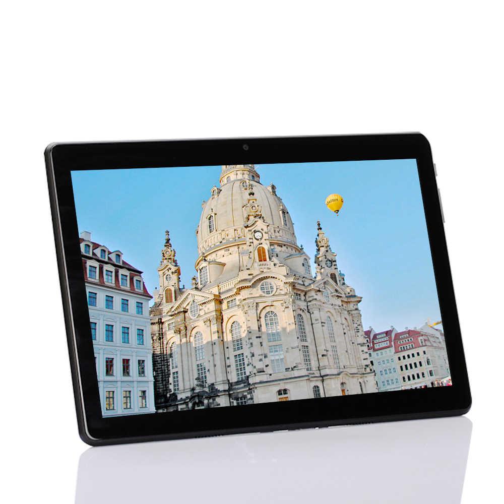 KT107 Quad Core 10,1 pulgadas de Metal Tablet PC fino de negocios ordenador Android OS IPS pantalla táctil 1280*800 plata enchufe de Reino Unido