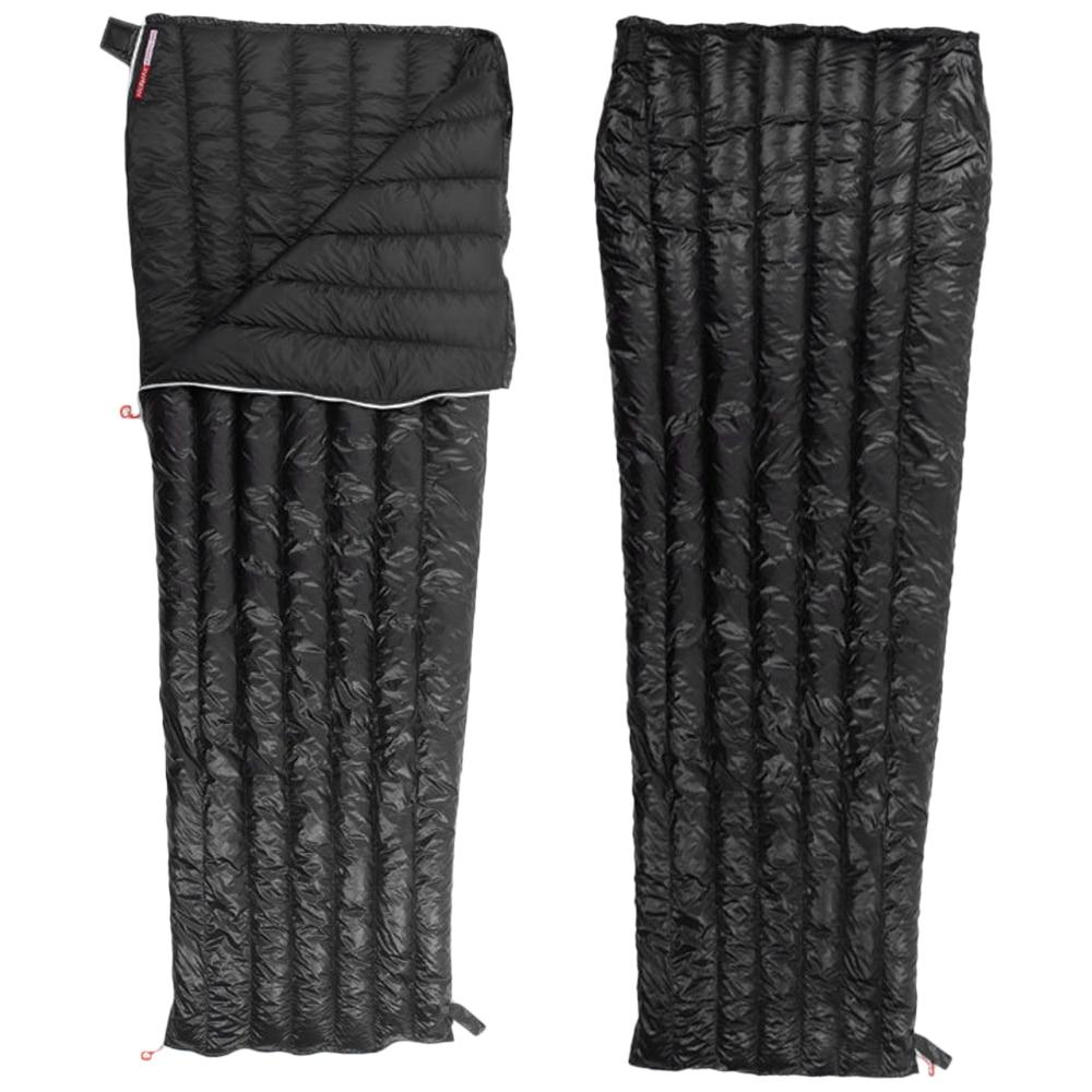 Sleeping Bag Natural Down Sleeping Bag Envelope Lightweight Portable Fluffy Sleeping Bag for Outdoor Camping Travelling - 6