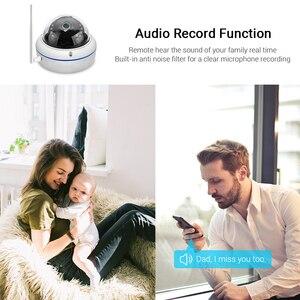 Image 3 - HD1080P Wifi kamera iCSee ONVIF kablolu kablosuz IP kamera Vandal geçirmez su geçirmez açık kamera ses kayıt RTSP Xmeye bulut