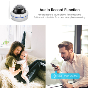 Image 3 - HD1080P telecamera Wifi iCSee ONVIF telecamera IP Wireless cablata telecamera esterna impermeabile antivandalo registrazione Audio RTSP Xmeye Cloud