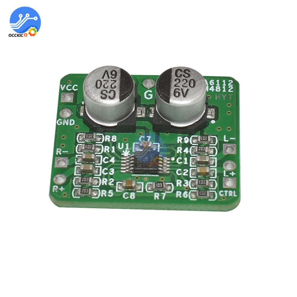 Headphone Amplifier Board Audio Differential Balanced SGM 4812 HIFI Amp Module Speaker 150mW Modulo Amplificador