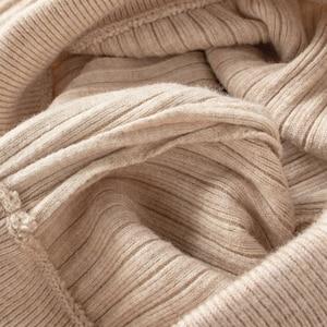 Image 5 - Gcarol新しい女性のセットvネックカーディガンとワイドレッグパンツ2個セットニット弾性ウエストパンツレジャー秋の冬服