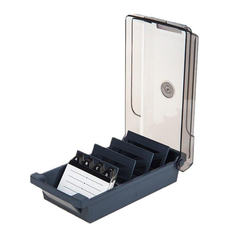 cartao de nome titular caixa armazenamento organizador escritorio uso domestico 03