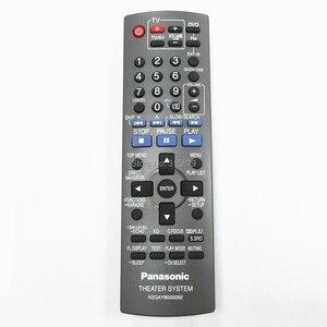 Image 1 - جهاز تحكم عن بعد عام لباناسونيك 2.1/5.1/7.1 قناة دي في دي نظام مسرح منزلي أسود